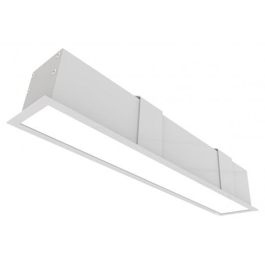 LED linear luminaire ARROW RECESSED 20 W