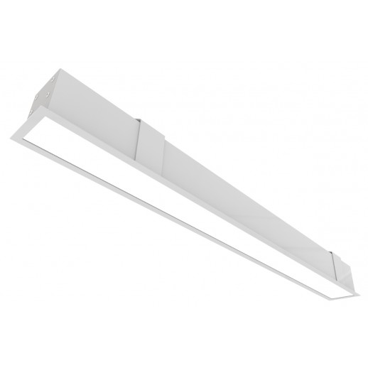LED linear luminaire ARROW RECESSED 40 W