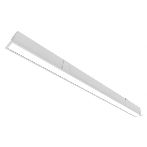 LED linear luminaire ARROW RECESSED 60 W