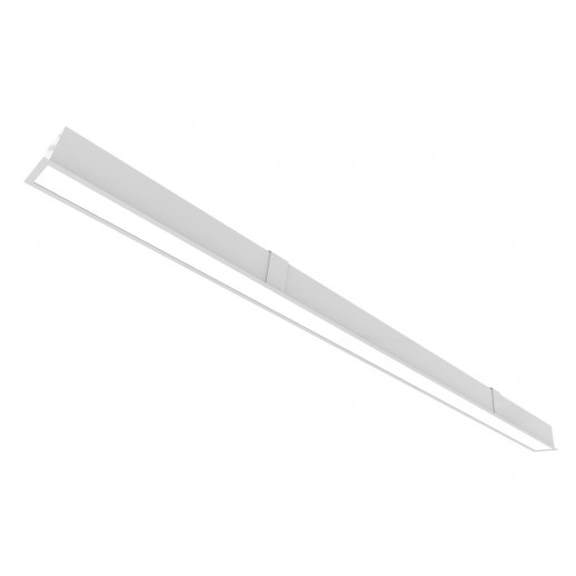 LED linear luminaire ARROW RECESSED 80 W
