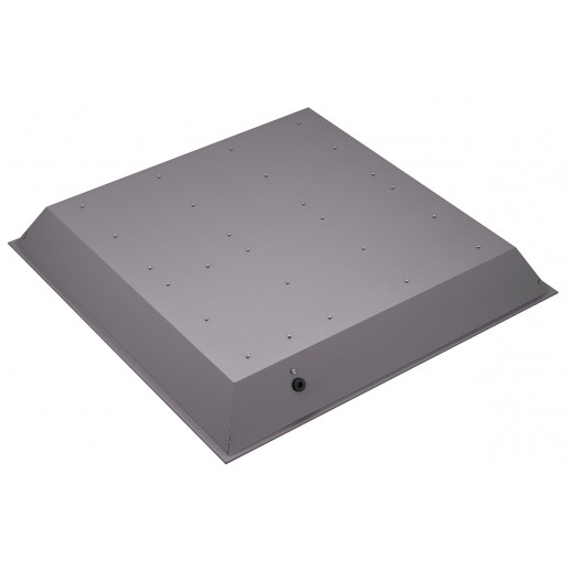 Recessed LED luminaire OFFICE 40 W