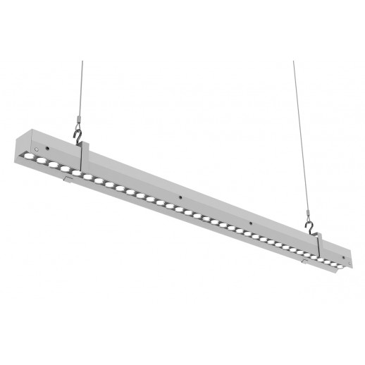 LED linear luminaire RETAIL-OPTIC 40 W